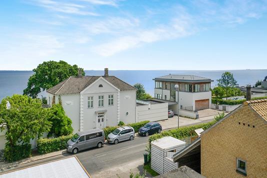 Ejerlejlighed på Strandvejen i Klampenborg - Udsigt
