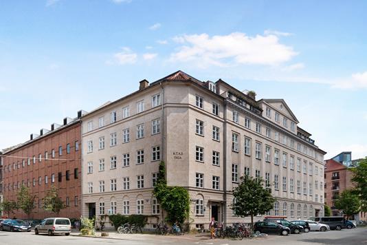Andelsbolig på Søllerødgade i København N - Ejendom 1