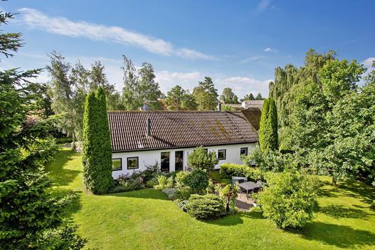 Villa på Markstien i Faxe - Ejendommen