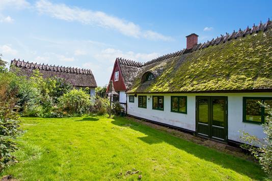 Villa på Strandstræde i Rødvig Stevns - Ejendommen