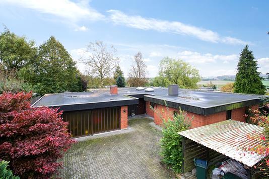 Villa på Drosselvej i Rønnede - Ejendommen