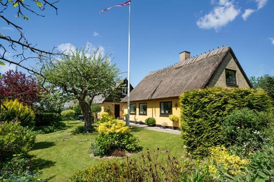 Villa på Brandskov i Faxe Ladeplads - Ejendommen