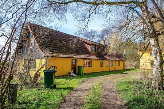 Villa på Folehaven i Faxe Ladeplads - Ejendommen
