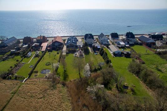 Villa på Strandvejen i Faxe Ladeplads - Andet