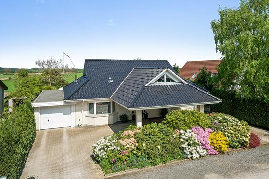 Villa på Gl. Næstvedvej i Rønnede - Ejendommen