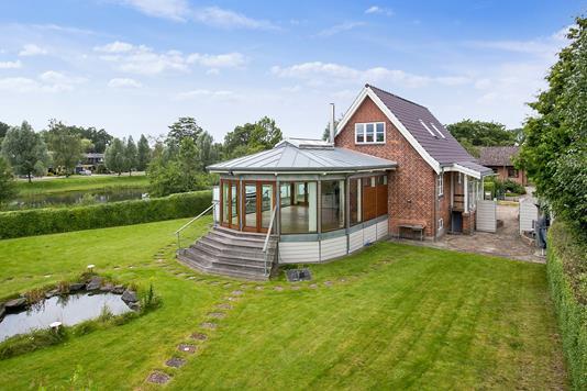Villa på Våbenstedvej i Herlev - Forsidebillede