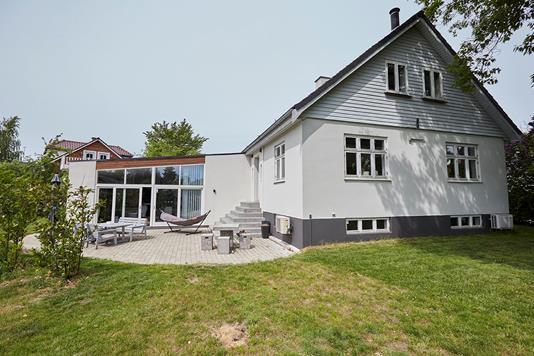 Villa på Klokkedybet i Herlev - Andet