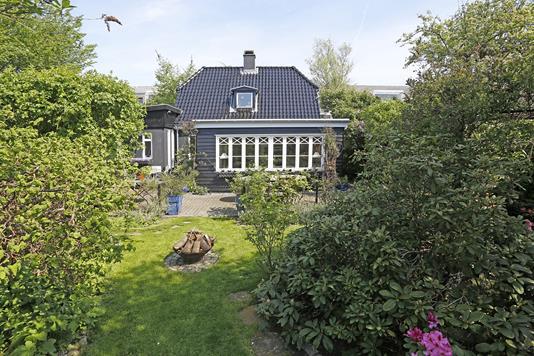 Villa på Hanstholmvej i Vanløse - Ejendommen