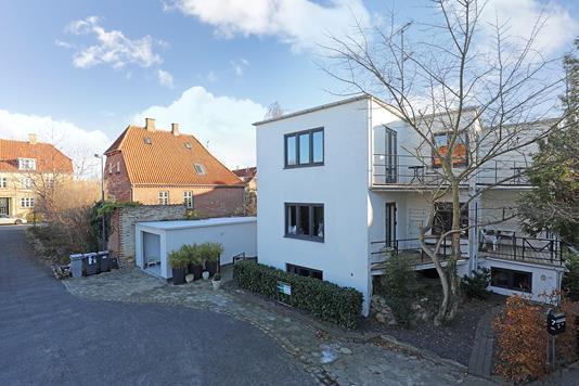 Villa på Himmerlandsvej i Vanløse - Ejendommen