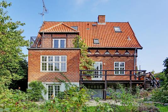 Villa på Primulavej i Vanløse - Ejendommen