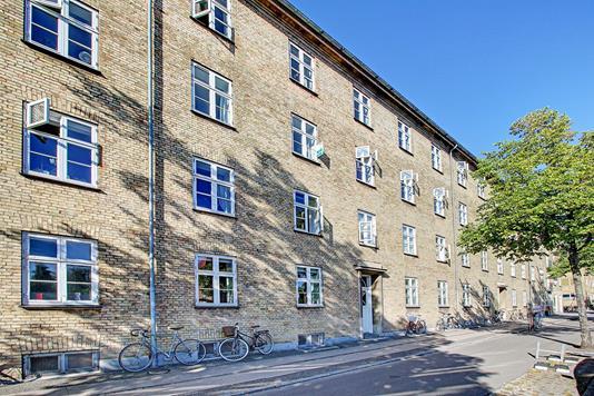 Ejerlejlighed på Slotsherrensvej i Vanløse - Ejendommen