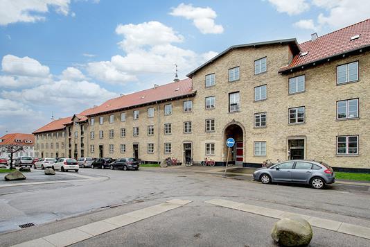 Ejerlejlighed på Aggersvoldvej i Brønshøj - Ejendommen