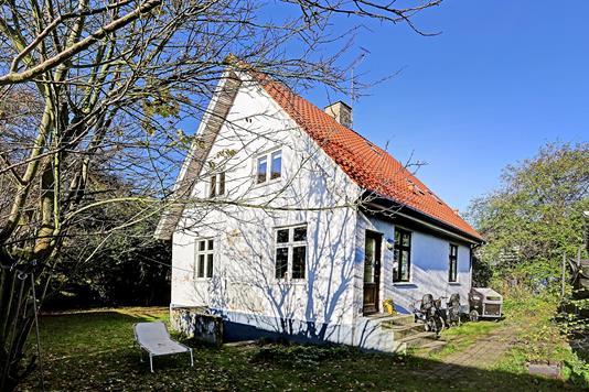 Villa på Tudskærvej i Vanløse - Ejendommen