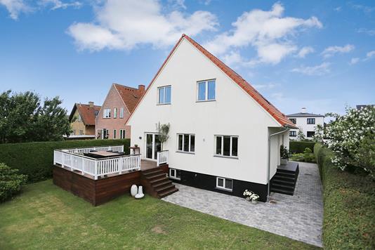 Villa på Havdrupvej i Vanløse - Ejendommen