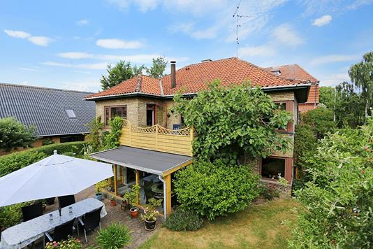 Villa på Thyvej i Vanløse - Ejendommen