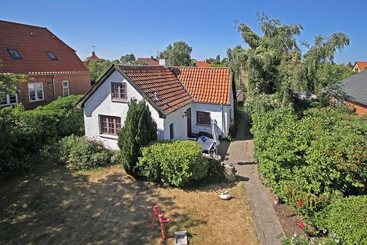Villa på Nøragervej i Vanløse - Ejendommen
