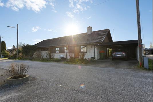 Villa på Hasselhaven i Glostrup - Ejendommen