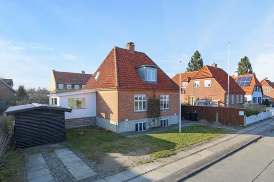 Villa på Lunddalsvej i Glostrup - Ejendommen