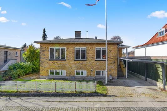 Villa på Violvej i Glostrup - Ejendommen
