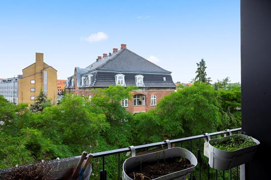 Ejerlejlighed på Theklavej i København NV - Andet