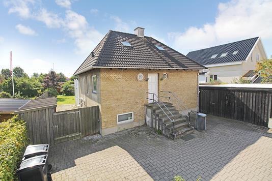 Villa på Edithsvej i Glostrup - Ejendommen
