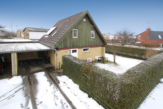 Villa på Gyvelvej i Glostrup - Ejendommen