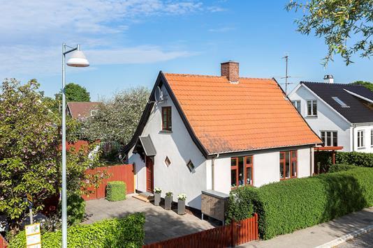 Villa på Damgårdsvej i Albertslund - Hus