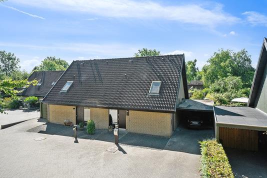 Villa på Hermosavej i Brøndby - Ejendommen