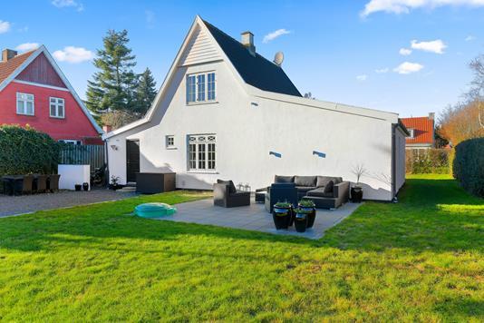 Villa på Gerdasvej i Glostrup - Ejendommen