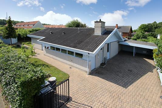 Villa på Ejbydalsvej i Glostrup - Ejendommen