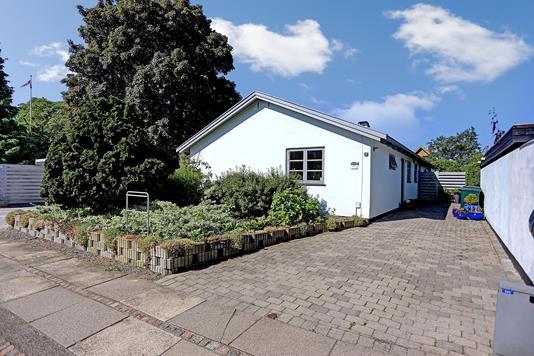 Villa på Hederavej i Brøndby - Ejendommen