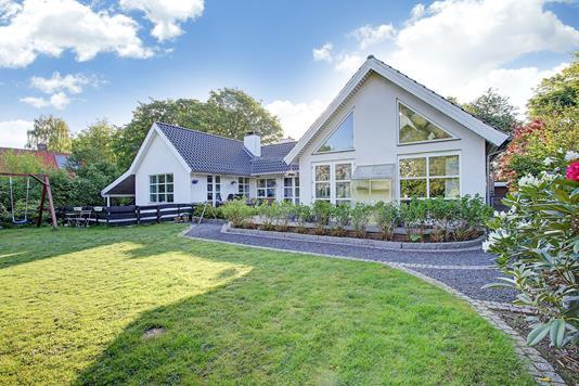 Villa på Solvangsvej i Glostrup - Ejendommen