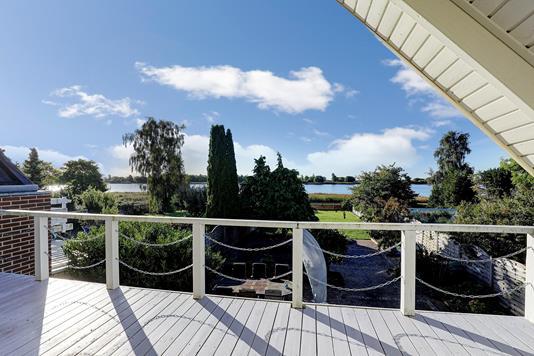 Villa på Ringebæk Søvej i Brøndby Strand - Udsigt