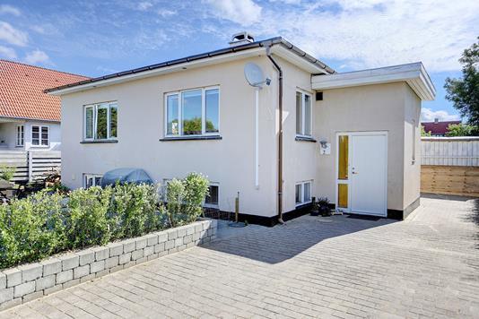 Villa på Sofielundsvej i Glostrup - Ejendommen