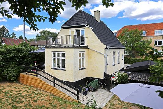 Villa på Kildevej i Glostrup - Ejendommen