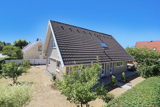 Villa på Vældegårdsvej i Glostrup - Ejendommen