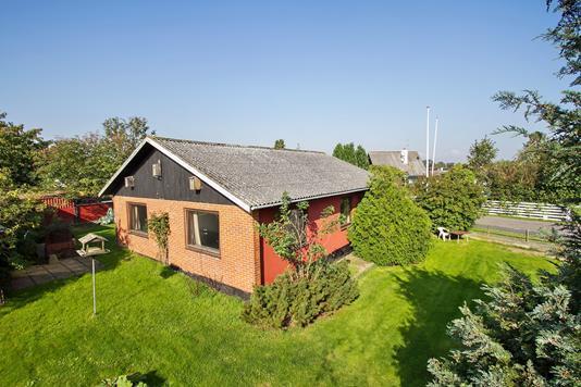 Villa på Kofoedsvej i Nexø - Ejendommen
