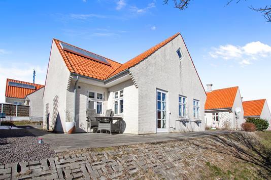 Andelsbolig på Viggo Rønnesvej i Gudhjem - Ejendommen