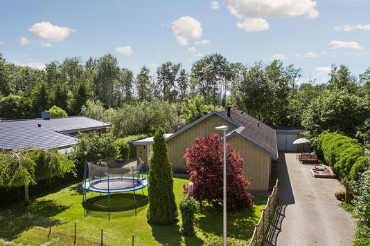 Villa på Engdraget i Holbæk - Ejendommen