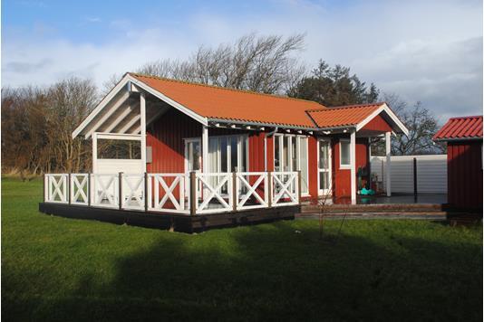 Fritidsbolig på Vester Strandvej i Sejerø - Ejendommen
