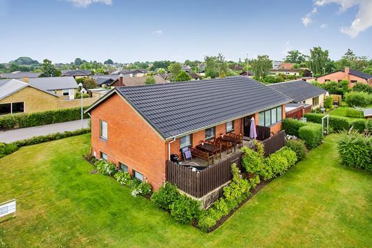 Villa på Duevej i Tølløse - Ejendommen