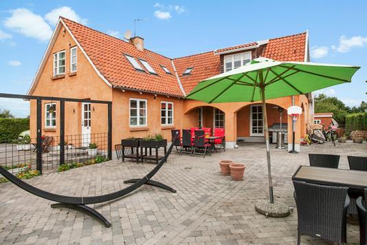 Villa på Ny Hagestedvej i Gislinge - Ejendommen