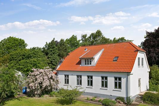 Villa på Store Grandløse i Holbæk - Ejendommen