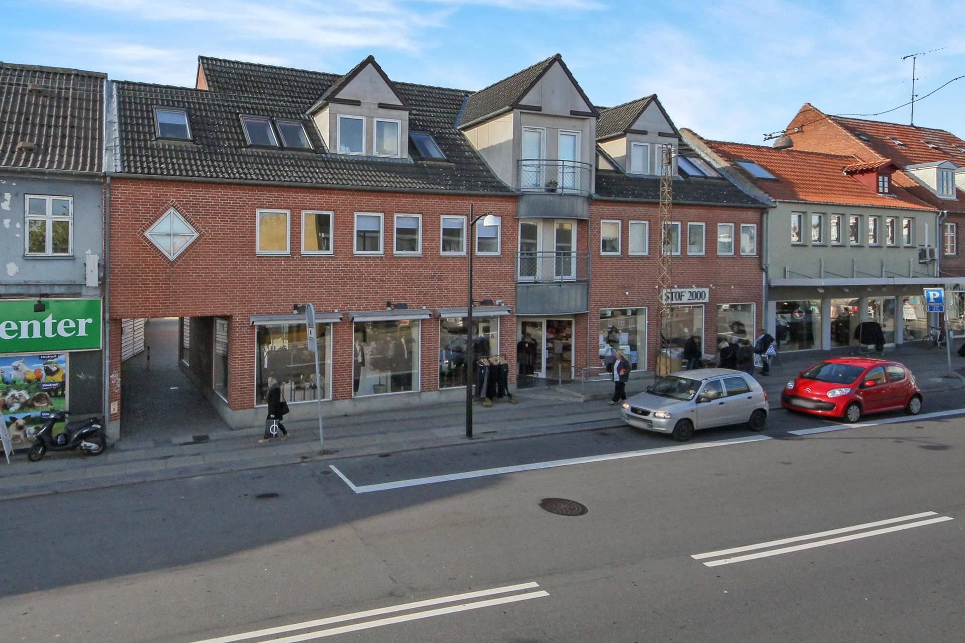 Andelsbolig på Smedelundsgade i Holbæk - Ejendommen
