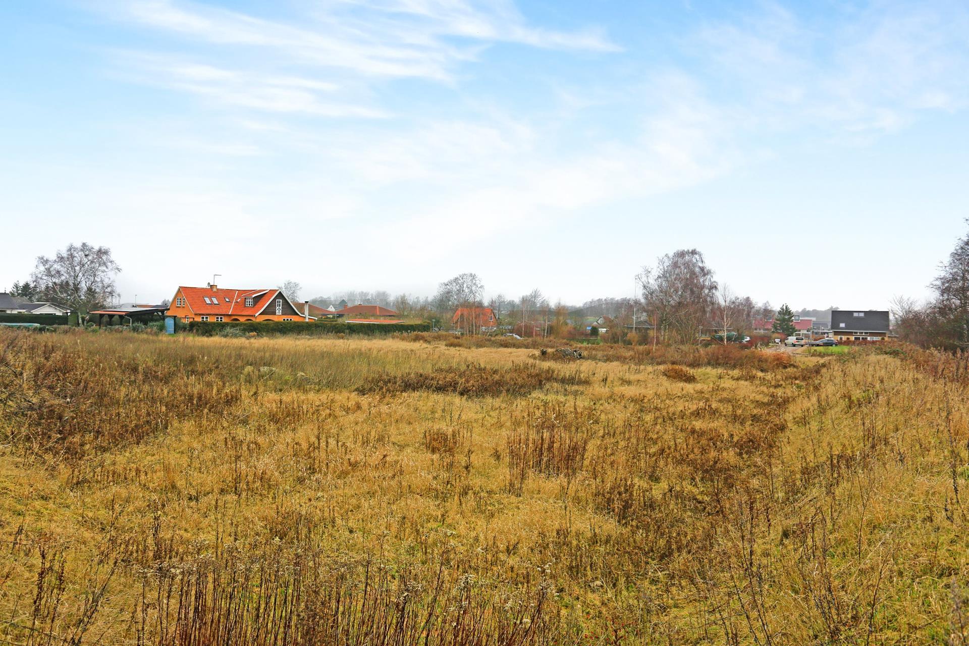 Helårsgrund på Th. Bartholins Have i Gislinge - Grund