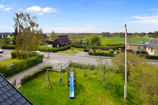 Villa på Arnakkegårds Alle i Vipperød - Udsigt