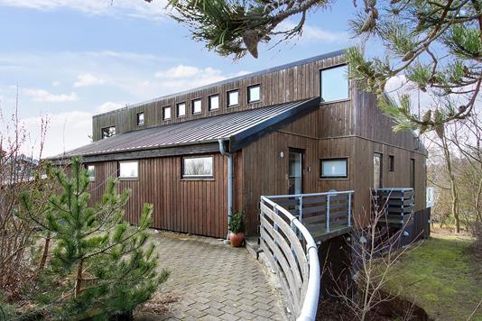 Villa på Gnibenvej i Sjællands Odde - Ejendommen