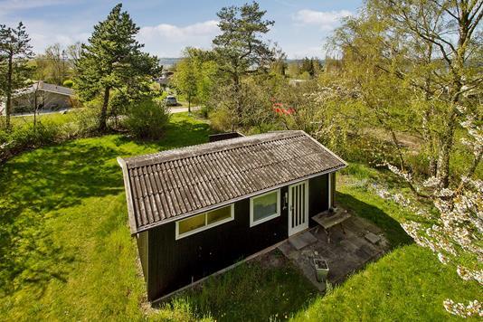 Fritidsbolig på Fjordengen i Holbæk - Ejendommen