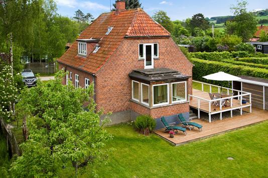 Villa på Ahornvej i Asnæs - Ejendommen