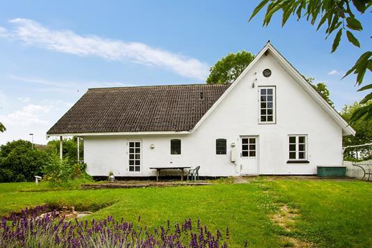 Villa på Asmindrupvej i Nørre Asmindrup - Ejendommen